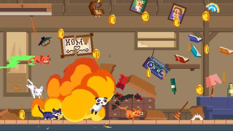 Crashy Cats Gameplay Trailer