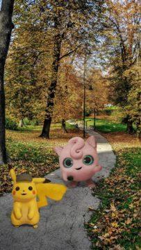 detective pikachu pokemon rozsirena realita