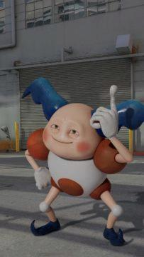 detective pikachu pokemon rozsirena realita mr mime