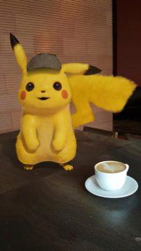 detective pikachu pokemon rozsirena realita pikachu