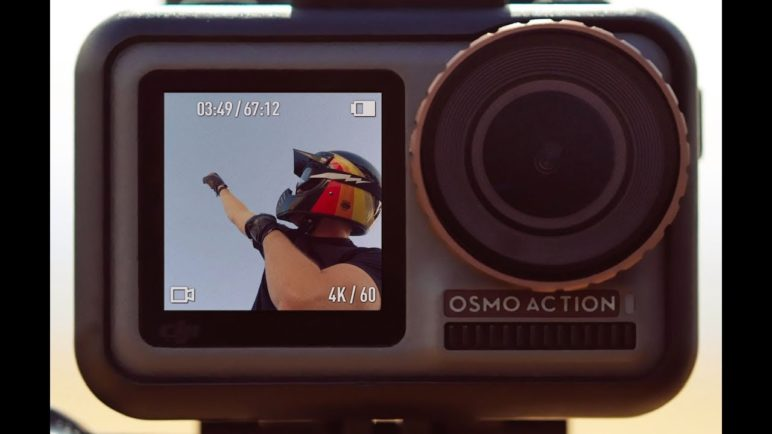 DJI - Introducing Osmo Action