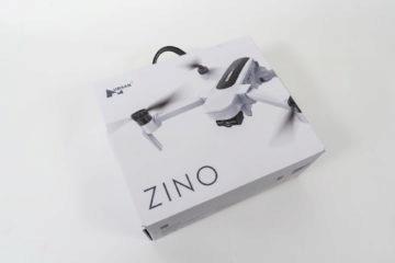Dron Hubsan Zino obsah balení