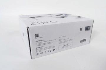 Dron Hubsan Zino obsah balení krabice