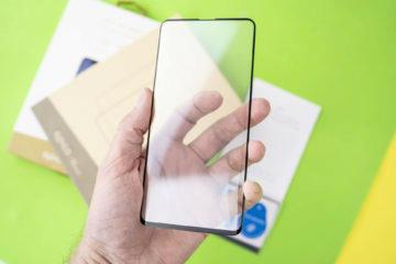 Epico 3D Glass tvrzene sklo