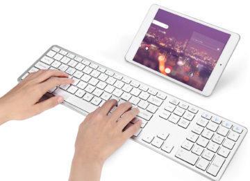 externí klávesnice