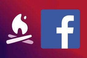 facebook bonfire konec