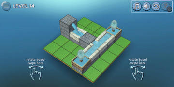 Flow Water - Android hra 05