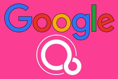 fuchsia os google experiment