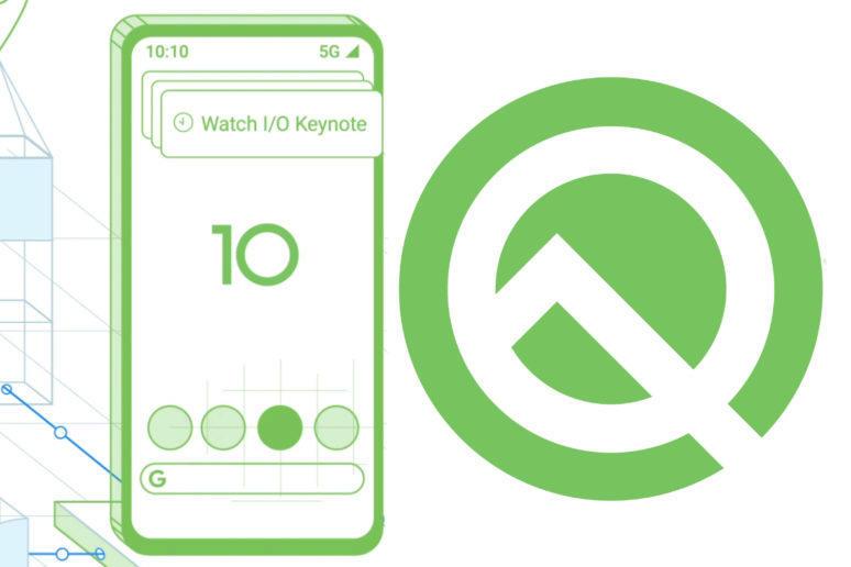 google android 10 q ctvrta beta verze