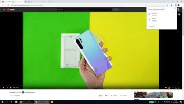 Google chromecast 3 youtube desktop
