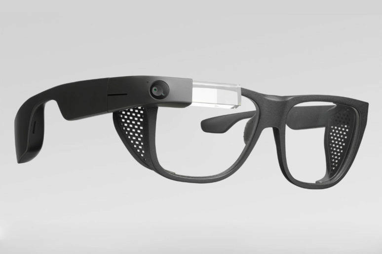 google glass enterprise edition 2 predstaveni