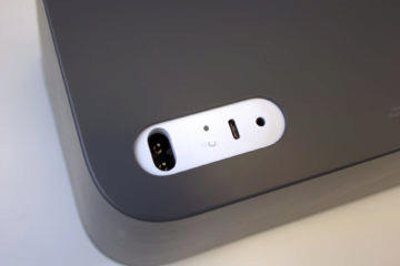 Google Home Max konektory