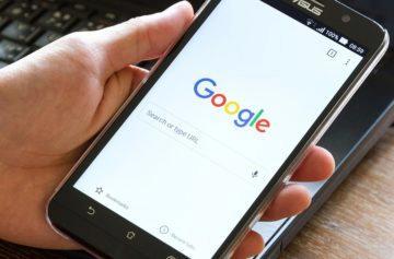 Google - jednodušší vyhledávání informací