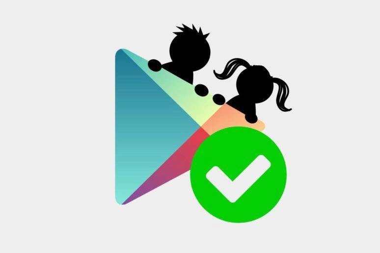 Google Play pro děti