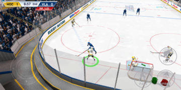 Hockey All Stars - Android hra 02