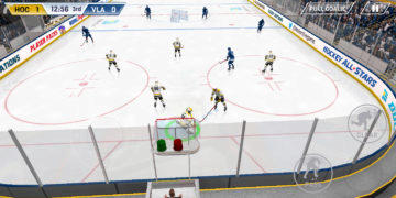 Hockey All Stars - Android hra 03
