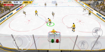 Hockey All Stars - Android hra 04