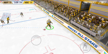 Hockey All Stars - Android hra 05