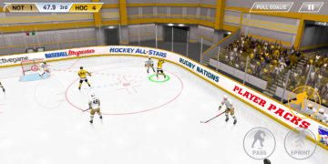 Hockey All Stars - Android hra 0