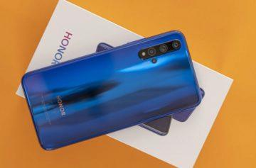 Honor 20 titul