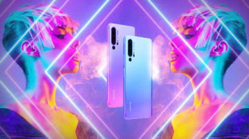 honor 20 zadni strana design