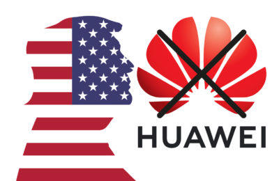 huawei donald trump zakaz google