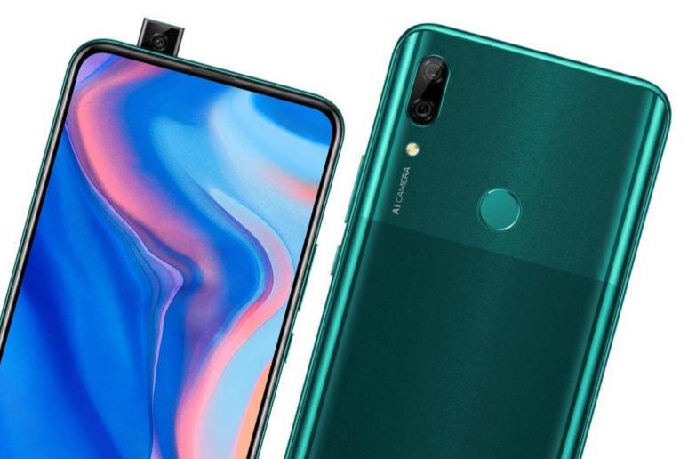 Huawei P Smart Z predstaveni