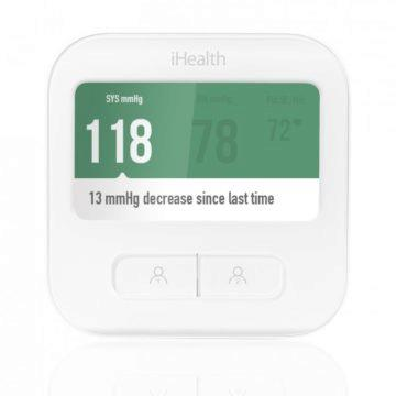 iHealth clear informace o tlaku
