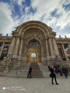Jak fotí Xiaomi Mi 9 francie paříž