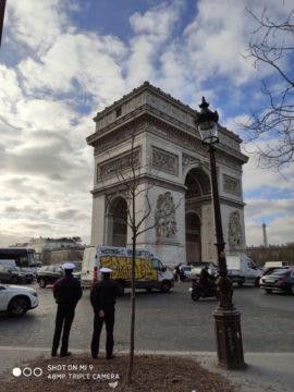 Jak fotí Xiaomi Mi 9 paříž