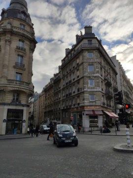Jak fotí Xiaomi Mi 9 ulice v paříži
