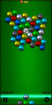 Magnet Balls - Android hra 01