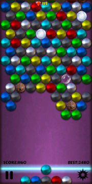 Magnet Balls - Android hra 02