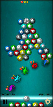 Magnet Balls - Android hra 03