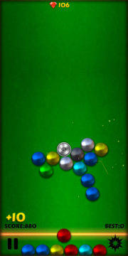 Magnet Balls - Android hra 04