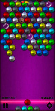 Magnet Balls - Android hra 05