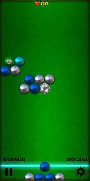 Magnet Balls - Android hra 07