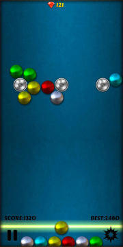 Magnet Balls - Android hra 08