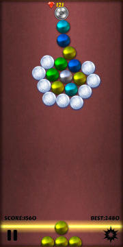 Magnet Balls - Android hra 09
