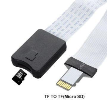 prodlužovací MicroSD kabel