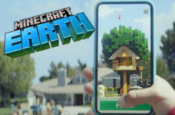 minecraft earth predstaveni