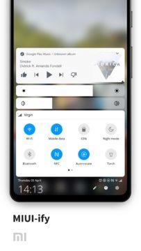 MIUI-ify - zkuste si prostředí Xiaomi MIUI