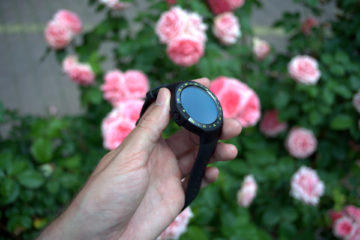 Mobvoi Ticwatch S design