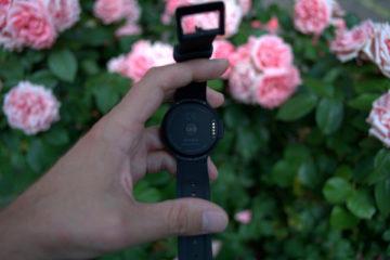 Mobvoi Ticwatch S senzor