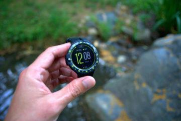 Mobvoi Ticwatch S smartwatch displej