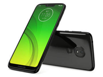 motorola moto g6 power black
