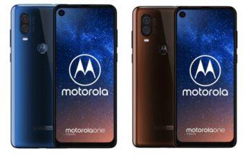 Motorola One Vision barevné verze