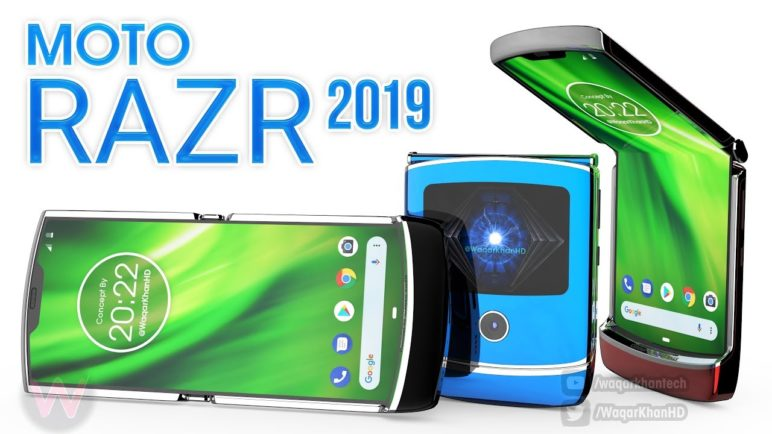 Motorola RAZR 2019 - Introduction & First Look!