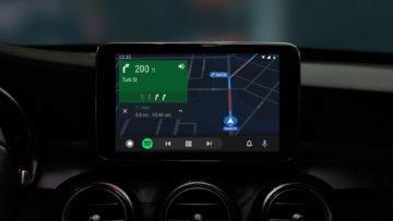 nova verze android auto