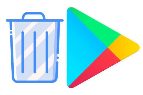 obchod play google odinstalace aplikaci her